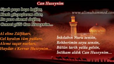 Photo of Can Huseynim..
